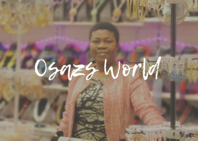 Osazs African Beads