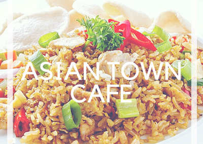 Asian Town Cafe