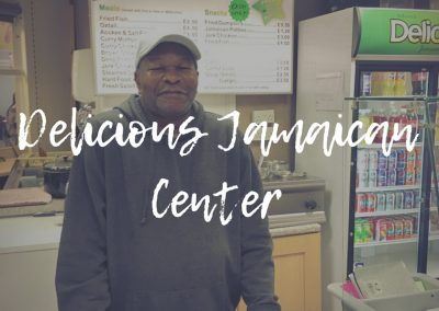 Delicious Jamaican Center