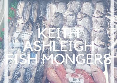 Keith Ashleigh