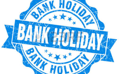 We are open on Bank Holiday