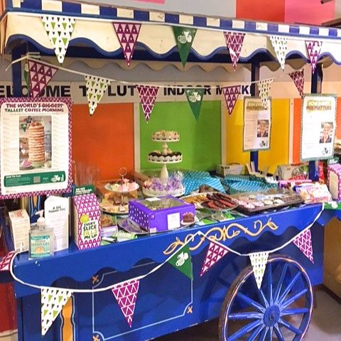Macmillan Coffee Morning – Highlights