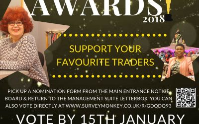 Vote Now: Luton Market Trader Awards 2018