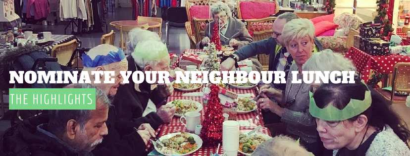 Nominate Your Neighbour Christmas Lunch