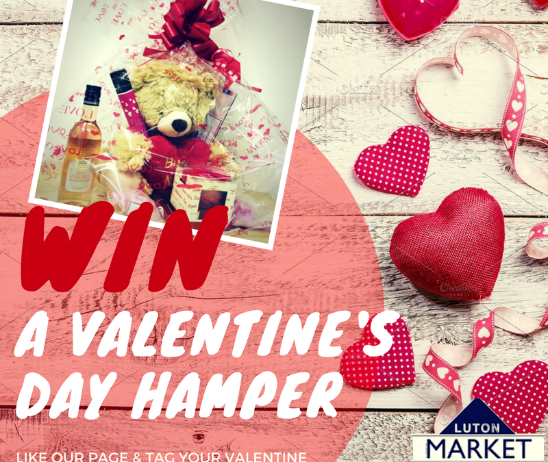 WIN: A Valentines's Day Hamper