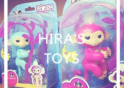 Hira's Toys
