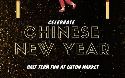 Chinese New Year Half Term Fun
