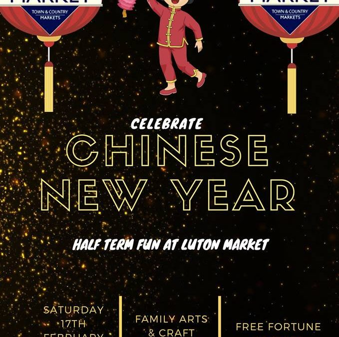 Chinese New Year Half Term Fun