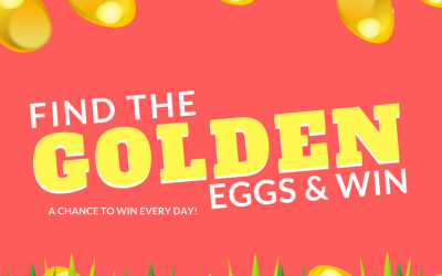 Find The Golden Eggs & WIN!
