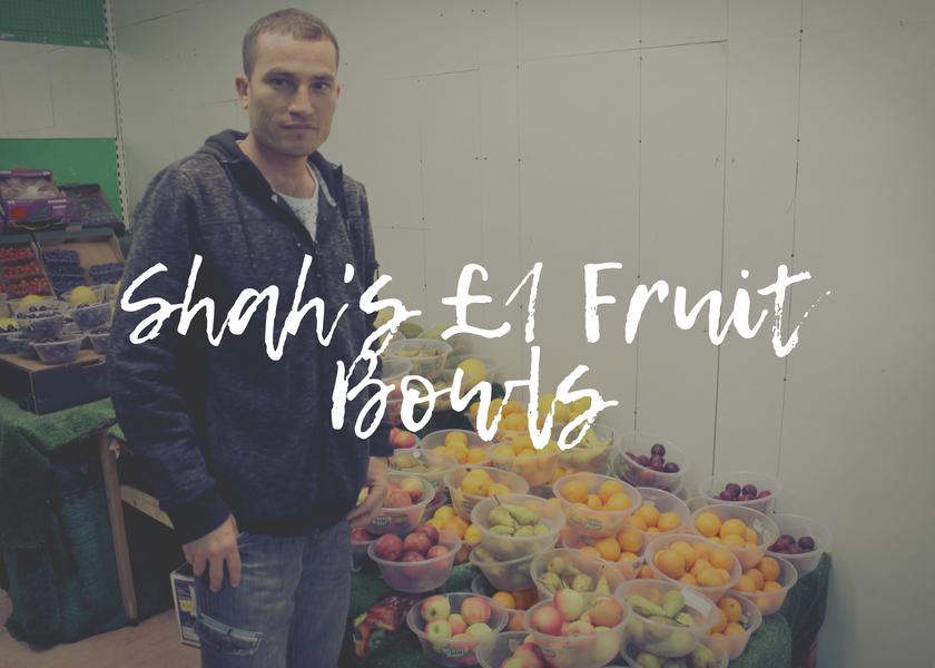 Fruit & Veg £1