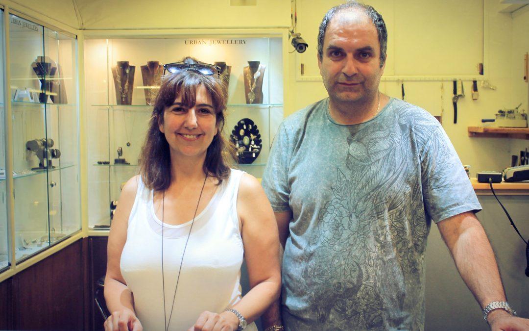 Trader Stories: Urban Jewellery