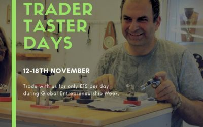 Global Entrepreneurship Week Trader Taster Days