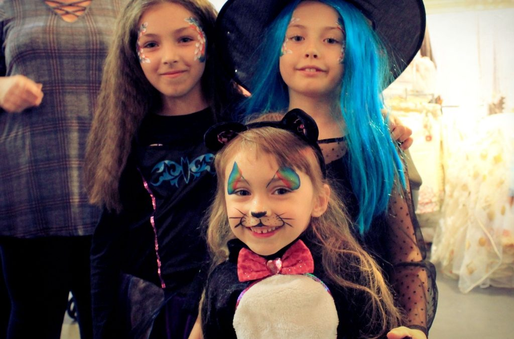 Photo Album: Kids Halloween Spooktacular