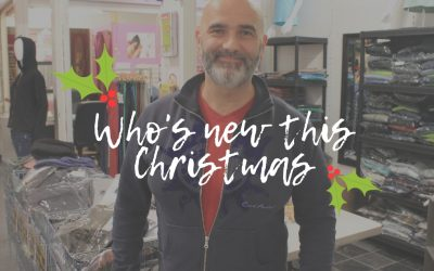 Who's New This Christmas…