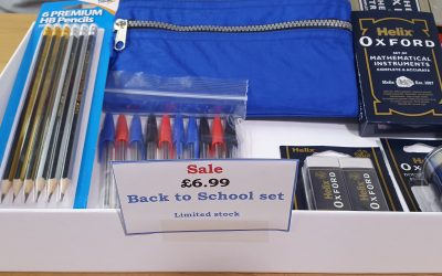 Welcome to our new Stationery trader