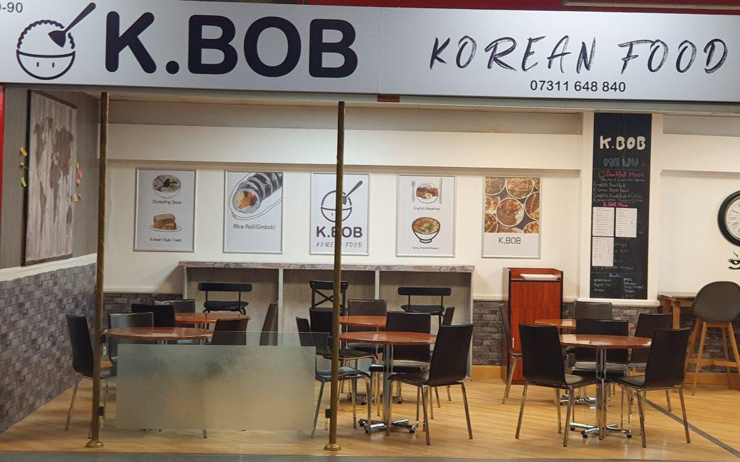 K BOB Korean Restaurant