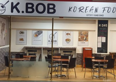 K BOB Korean Restaurant