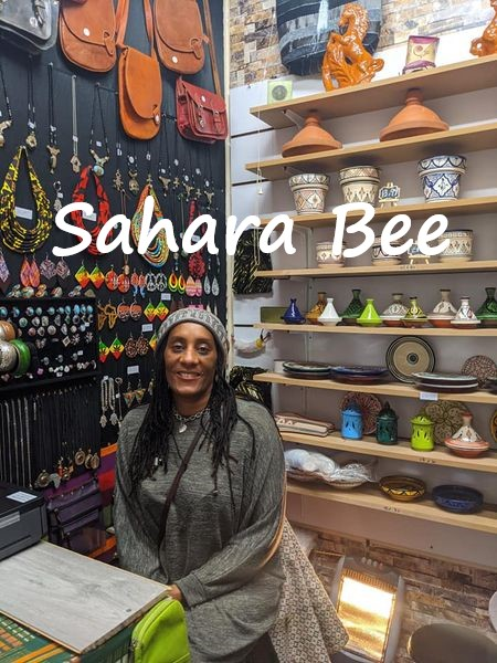 Welcome to a new trader – SAHARA BEE