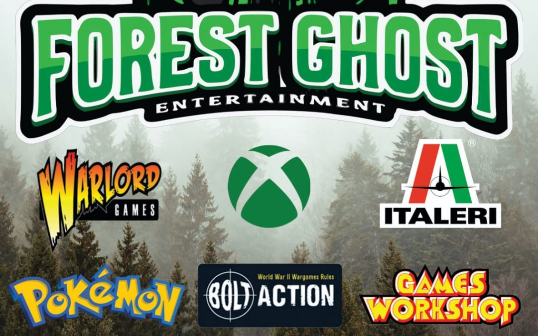 Forest Ghost Gaming