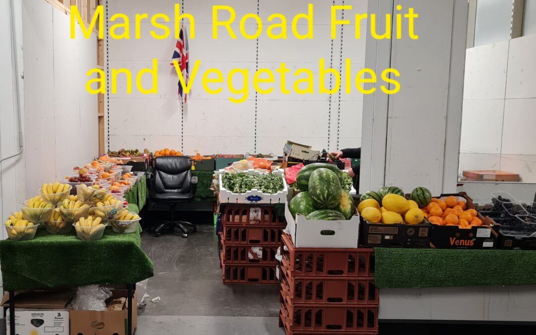 Marsh Road Fruit and Vegetables